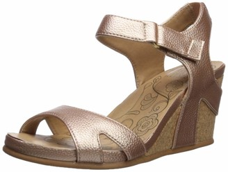 Mootsies Tootsies Women's Tori Wedge Sandal