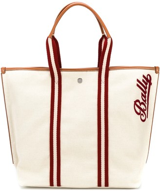 Bally The Canvas tote bag