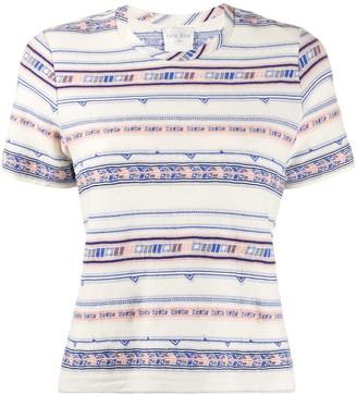 Forte Forte geometric pattern T-shirt