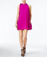 Rachel Roy Tie-Neck Shift Dress, Only at Macy's