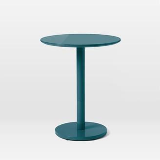 west elm Chroma Bistro Table - Sapphire