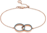 Monica Vinader Naida Kiss Open Bracelet