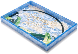 Edie Parker Beverly Hills Large Acrylic Tray