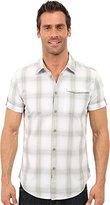 Calvin Klein Jeans Men's Spring Ombre Check Button Down Shirt