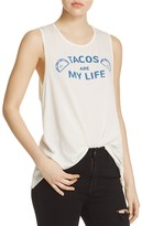 Chaser Flounce Tank