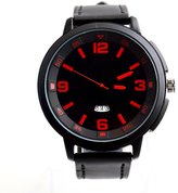 Men's Sport Watch - BoShiYa Business Casual Fashion Sport Watch with Calendar Date Window and Comfortable Leather Strap