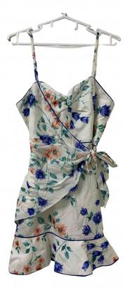 Alice McCall White Cotton Dresses