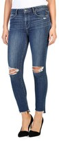 Paige Women's Hoxton High Rise Ankle Peg Skinny Jeans