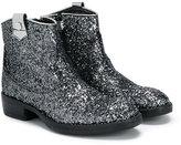 Miss Grant Kids glitter boots