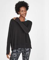 Sweaty Betty Simhasana Luxe Fleece Sweatshirt
