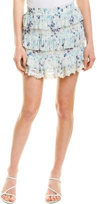 HEMANT AND NANDITA Dawn Mini Skirt
