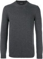 Roberto Collina crew neck jumper - men - Merino - 48