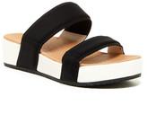 Dr. Scholl's Dr. Scholl&s Frazzle Two-Strap Slide Sandal