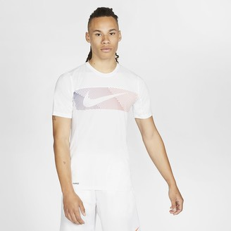 Nike Men's Short-Sleeve Graphic Training Top