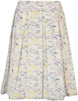 Boy By Band Of Outsiders Pleated travel skirt