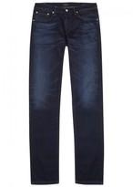 Citizens Of Humanity Citizens Of Humanity Noah Dark Blue Skinny Jeans