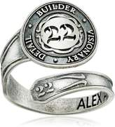 """Alex and Ani Numerology"""" Number Twenty-Two, Spoon Ring, Size 7-9"""