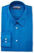 Geoffrey Beene Blue Hawaii Bedford Cord Classic Fit Shirt