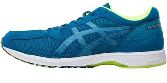 Asics Mens Tartherzeal 6 Lightweight Speed Running Shoes Deep Aqua/Jungle