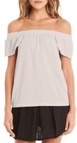 Michael Stars Women's Off The Shoulder Top