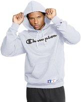 Champion Men?s Retro Graphic Pullover Hoodie, GF53, XL