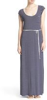 Soft Joie &Karie& Stripe Maxi Dress
