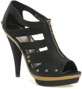Miss KG Marilyn Zip-Front Sandal