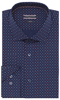 Tommy Hilfiger Tailored Fit Mini Paisley Print Shirt