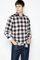 Jack Wills Salcombe Mw Flannel Check Shirt
