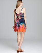 Akiko Floral Dress