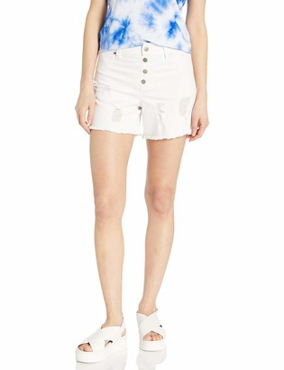 Hue Women's Denim Jean Skirt