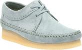 Clarks Women's Weaver Moc Toe Shoe