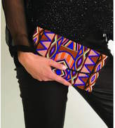 Aspiga Becka Autumn Beaded Clutch Bag
