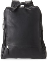 Latico Leathers Black Leather Backpack