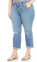 Levi's Plus Boyfriend Jeans