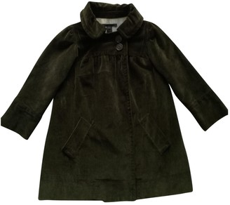 Marc by Marc Jacobs Green Cotton Coats