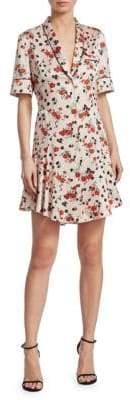 A.L.C. Ruthie Silk Dress