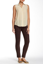 Sanctuary Grease Plaid Legging