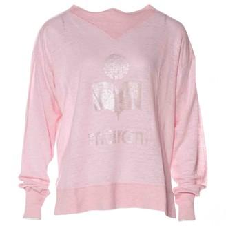 Isabel Marant Pink Linen Top for Women