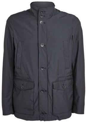 Herno Lightweight Wool-Blend Jacket