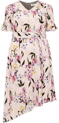 Studio 8 Calie Asymmetric Dress