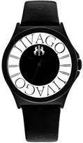 Jivago Fun JV8432 Women's Black Stainless Steel Watch