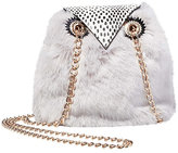 Betsey Johnson Kitsch Give A Hoot Owl Crossbody