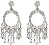 Genevive by CZC Opulent Chandelier Earrings