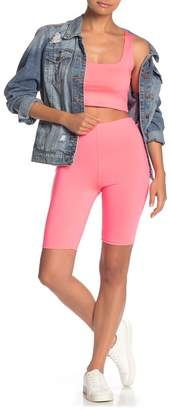 Blvd Neon Stretch Shorts