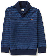 Lucky Brand Big Boys 8-20 Striped Pullover Sweater