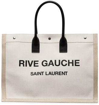 Saint Laurent Rive Gauche tote bag