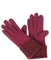 Victoria Leland Designs Knit Texting Gloves