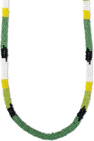 Vince Camuto Tribal Beaded Necklace