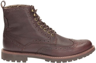 Clarks Men's Montacute Lord Ankle Boots